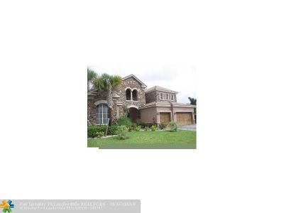 Lake Worth Single Family Home For Sale: 6064 Country Estates Dr