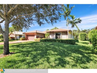 Coral Springs Single Family Home For Sale: 486 NW 107th Ter
