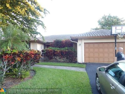 Plantation Single Family Home For Sale: 9090 NW 11th Ct