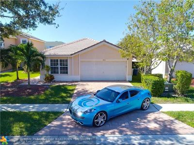 Parkland Single Family Home Backup Contract-Call LA: 7433 NW 70th Ave