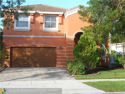 Miramar Single Family Home For Sale: 4970 SW 163rd Ave