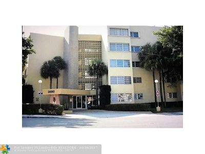 Miami Condo/Townhouse For Sale: 2690 SW 22nd Ave #504