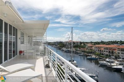 Broward County Condo/Townhouse For Sale: 151 Isle Of Venice #PH A