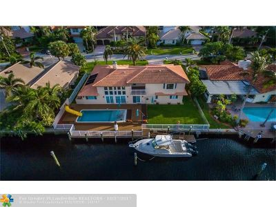 Delray Beach Single Family Home For Sale: 953 Hyacinth Dr