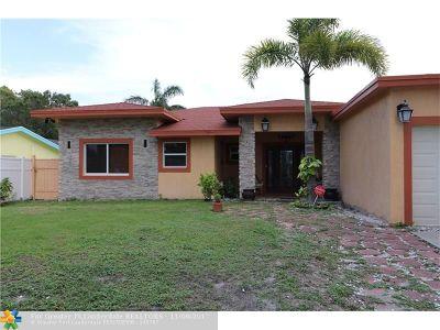 Boynton Beach Single Family Home For Sale: 616 NE 9th Ave