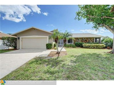 Boca Raton Single Family Home Backup Contract-Call LA: 17778 Holly Brook Way