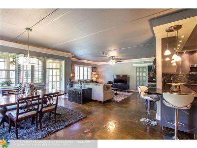 Wilton Manors Condo/Townhouse Backup Contract-Call LA: 1940 NE 2nd Ave #116J
