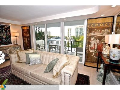 Condo/Townhouse For Sale: 777 Bayshore Dr #502