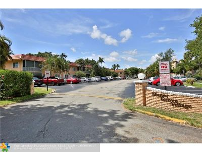 Wilton Manors Condo/Townhouse Backup Contract-Call LA: 1920 NE 1st Ter #H-120