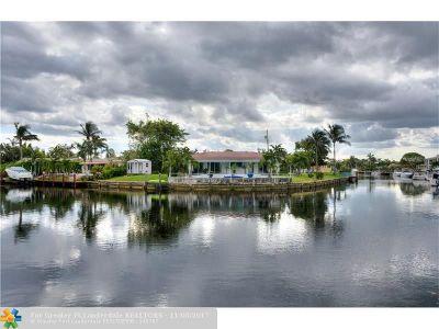 Pompano Beach Single Family Home Backup Contract-Call LA: 981 SE 10th Ct