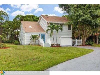 West Palm Beach Single Family Home For Sale: 14731 64th Way