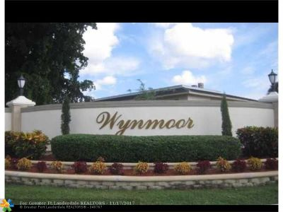 Coconut Creek Rental For Rent: 1702 Andros Isle #E4