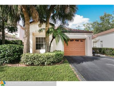 Plantation Single Family Home For Sale: 10921 NW 10th Ct