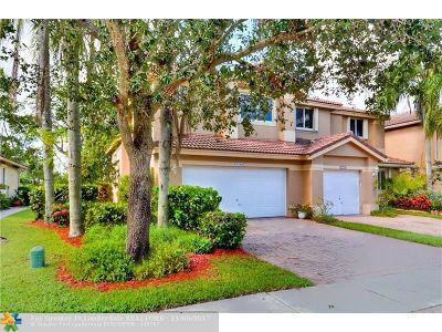 Coral Springs Single Family Home For Sale: 5748 NW 127th Terrace