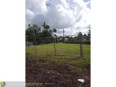 Miami Residential Lots & Land For Sale: 584 NW 91st St