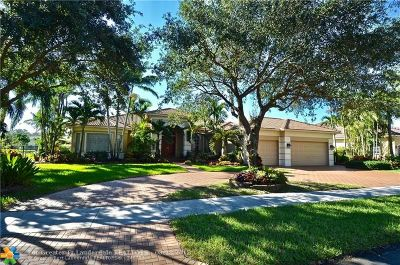 Davie Single Family Home For Sale: 13122 SW 40th St