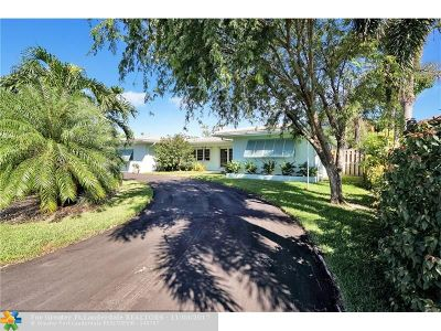 Oakland Park FL Single Family Home For Sale: $479,000