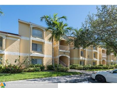Oakland Park Condo/Townhouse For Sale: 2425 NW 33rd St #1309