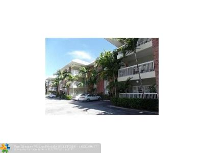 Broward County Condo/Townhouse For Sale: 2424 SE 17 Street Cswy #312B