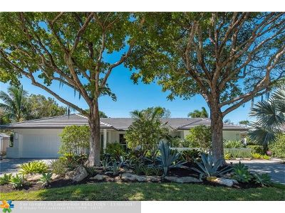 Coral Ridge, Coral Ridge 21-50 B, Coral Ridge Add, Coral Ridge Country Club Single Family Home For Sale: 3925 NE 22nd Ave
