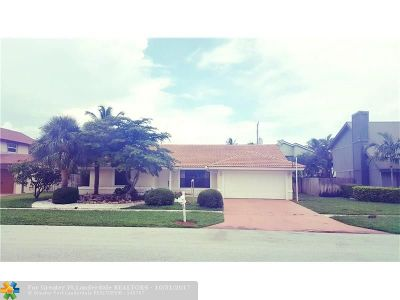 Boca Raton Single Family Home For Sale: 345 Prairie Rose Ln