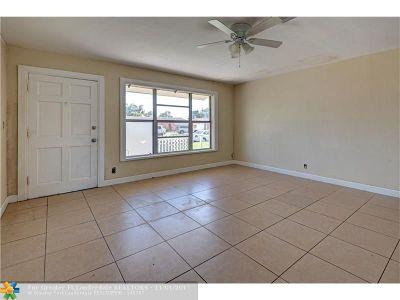 North Lauderdale Single Family Home For Sale: 1551 SW 67th Av