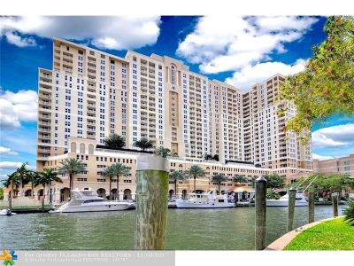 Fort Lauderdale Condo/Townhouse For Sale: 511 SE 5th Ave #2408