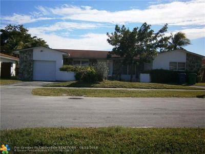 Miami Single Family Home For Sale: 21231 NE 19th Ave