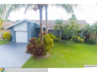 North Lauderdale Single Family Home Backup Contract-Call LA: 7516 SW 6th St