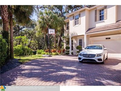Fort Lauderdale Single Family Home Backup Contract-Call LA: 1630 SW 23rd St