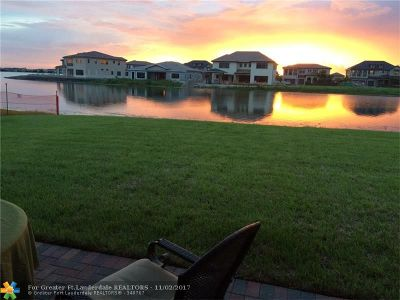 Parkland Single Family Home For Sale: 8925 Watercrest Cir East