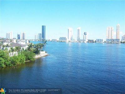 Aventura Condo/Townhouse For Sale: 4000 Island Blvd #506