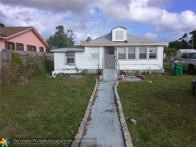 Miami Single Family Home For Sale: 6015 NW 30th Ave
