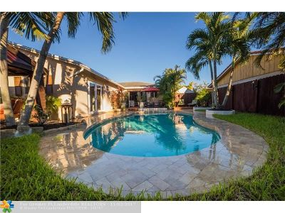 Coral Springs Single Family Home For Sale: 2330 NW 98th Ln