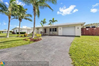 Deerfield Beach Single Family Home For Sale: 1288 SE 7th Ct