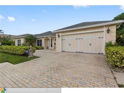 Tamarac Single Family Home Backup Contract-Call LA: 6008 Orchard Tree Ln