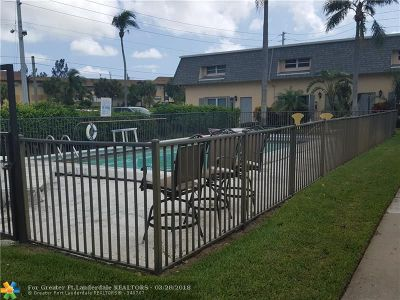 Boca Raton Condo/Townhouse For Sale: 1745 NW 4th Avenue #8