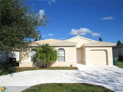 Lauderhill Single Family Home Backup Contract-Call LA: 1822 NW 56th Ave