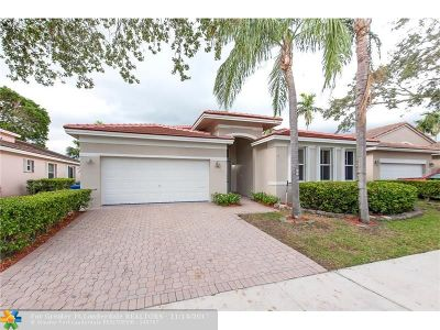 Pembroke Pines Single Family Home Backup Contract-Call LA: 1552 SW 151st Ave