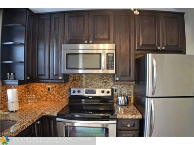 Wilton Manors Condo/Townhouse Backup Contract-Call LA: 811 W Oakland Park Blvd #F-8