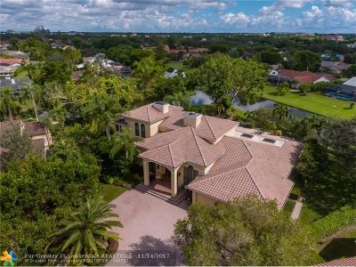 Coral Springs Single Family Home Backup Contract-Call LA: 10002 Vestal Pl