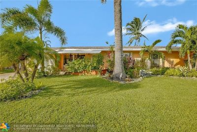 Deerfield Beach Single Family Home Backup Contract-Call LA: 1011 SE 5th Ct