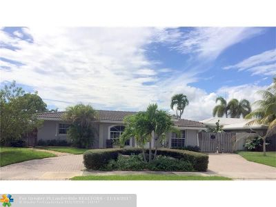 Pompano Beach Single Family Home For Sale: 361 SE 5th Ave