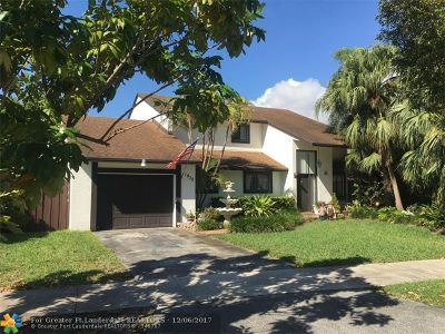Miami Single Family Home For Sale: 11932 SW 132nd Ct