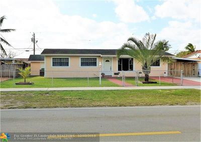 Miami Single Family Home For Sale: 5102 SW 102nd Ave