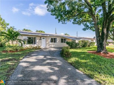 North Lauderdale Single Family Home Backup Contract-Call LA: 6421 SW 16th Ct