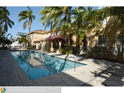 Aventura Condo/Townhouse For Sale: 2881 NE 185th St #102