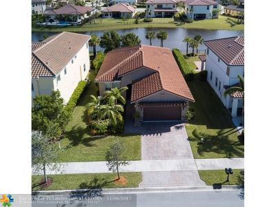Parkland Single Family Home Backup Contract-Call LA: 8292 NW 118th Way