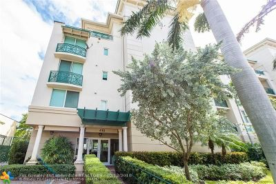 Fort Lauderdale Condo/Townhouse For Sale: 410 Hendricks Isle #403