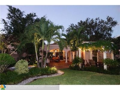 Deerfield Beach Single Family Home For Sale: 3008 Via Napoli